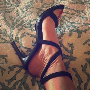 Couture Donald J Pliner  high sandals